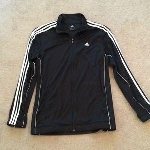 Men's classic Adidas track jacket